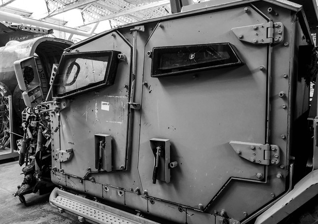 Protected Support Vehicle: 5 of 5