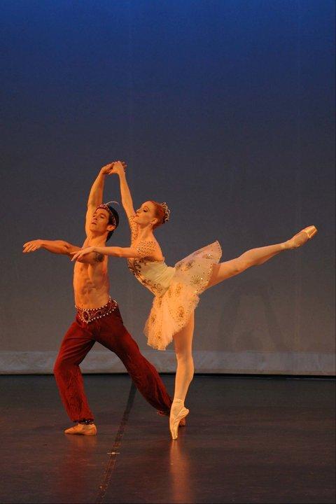Sasha Radesky y Gillian Murphy
