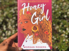reflection: Honey Girl by Morgan Rogers