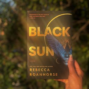 reflection: Black Sun by Rebecca Roanhorse