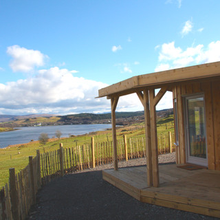 Skye Cabins Rotunda