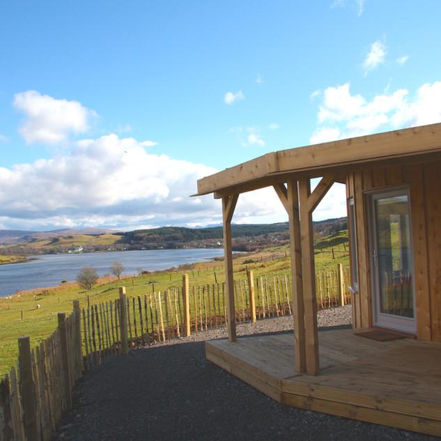 Skye Cabins Rotunda