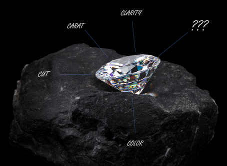 What are the 5 C's of a diamond?