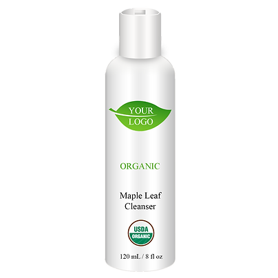 NIKO ORGANIC TRI-MAPLE LEAF PRO-ELASTIN CLEANSER