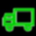 Green Shipping Icon
