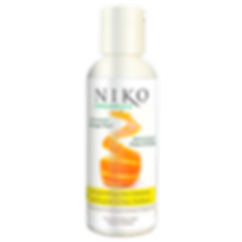 NIKO ORGANIC ORANGE PEEL INVIGORATING DRY CLEANSER (Enzyme Peel)