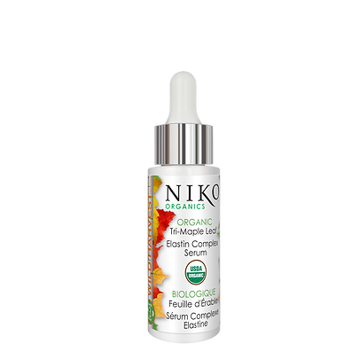 NIKO ORGANICTRI-MAPLE LEAF ELASTIN COMPLEX SERUM