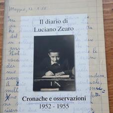 Il diario di Luciano Zearo