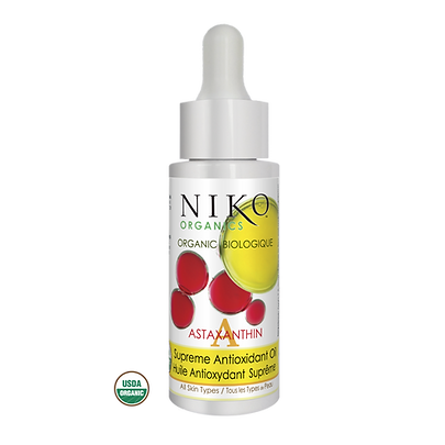 NIKO ORGANIC ASTAXANTHIN-A SUPREME ANTOXIDANT OIL
