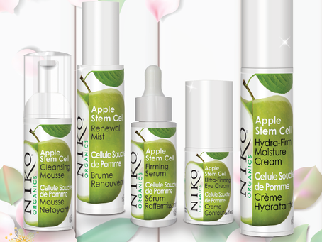 Apple Stem Cell Skin Care Collection