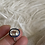 Thumbnail: Antique 2.88 carat Diamond and sapphire ring