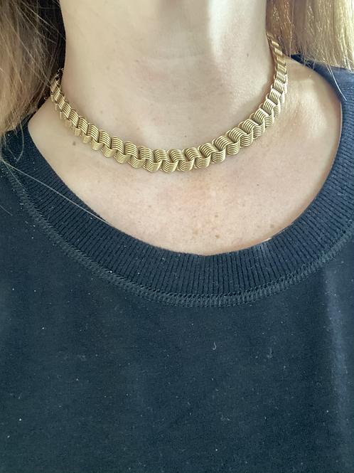 Vintage Winard Woven Chain