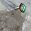 Thumbnail: Marquise Emerald and Diamond Ring