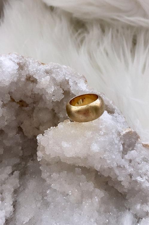 Vintage Gold Vermeil Ring