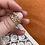 Thumbnail: 14k gold chain ring
