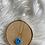 Thumbnail: Fire Opal Peace Necklace