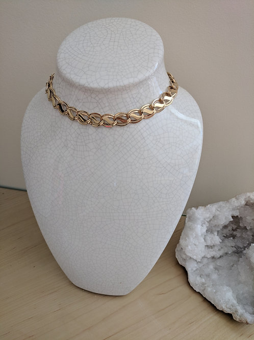 Vintage Choker and Bracelet Set!