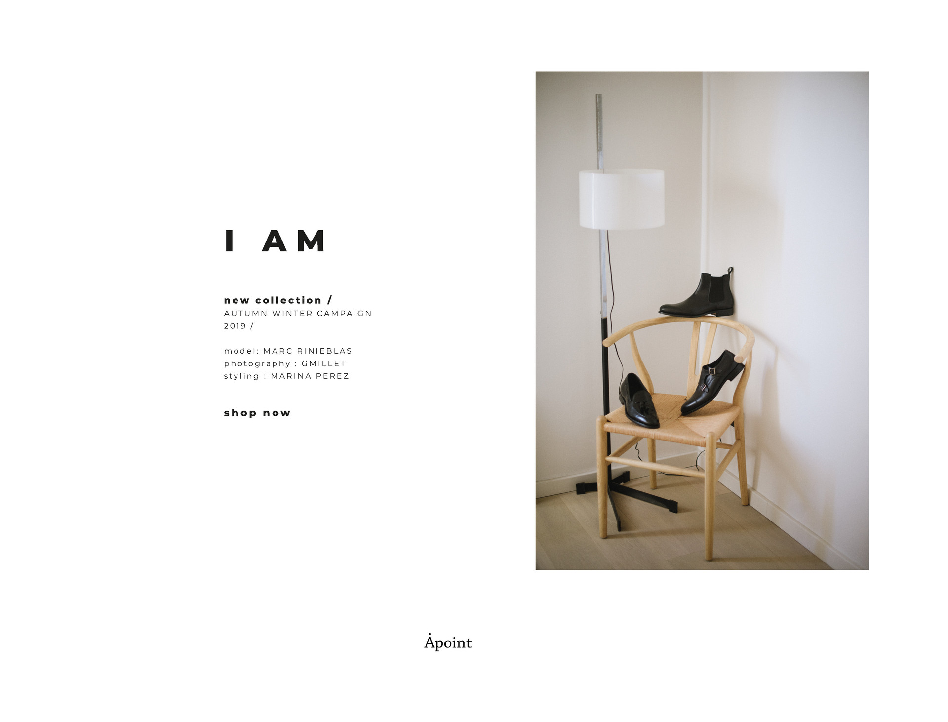 I AM / APOINT