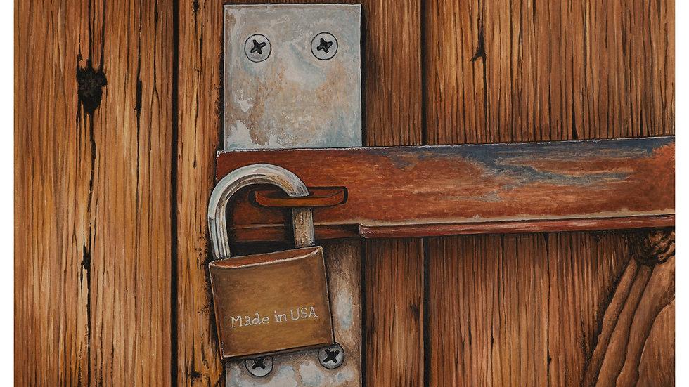 """Locked"""