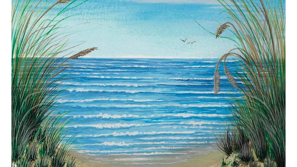 ocean scene 1