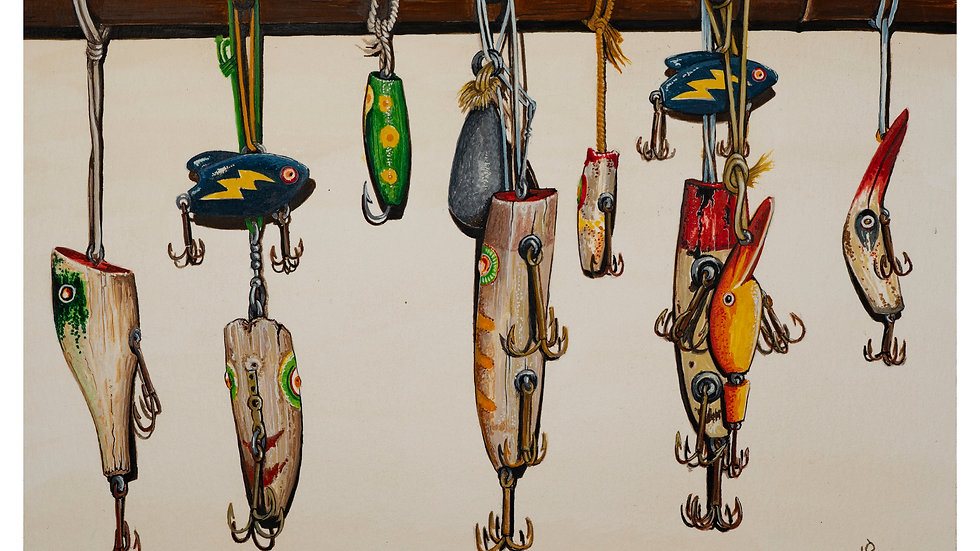 lures  8x10