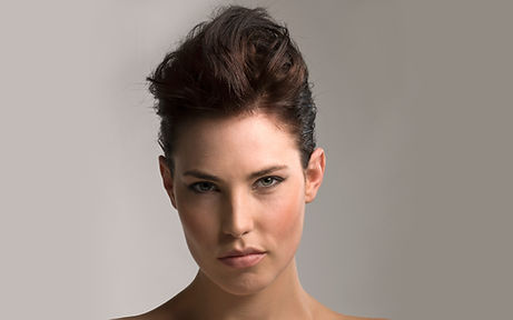 Sleek Up-Do