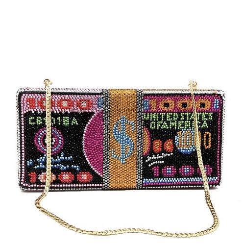 10000US dollar money bag
