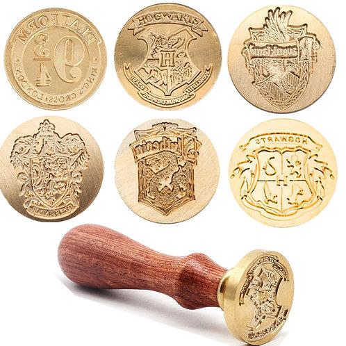 Seal Of Wax Of Vintage Accounts Hot Wax Wax Wax Bars Of The Furnace