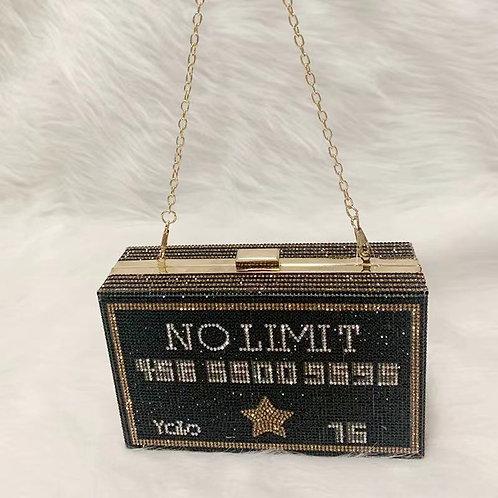Black Card Handbag