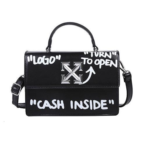 Grafitti Handbag