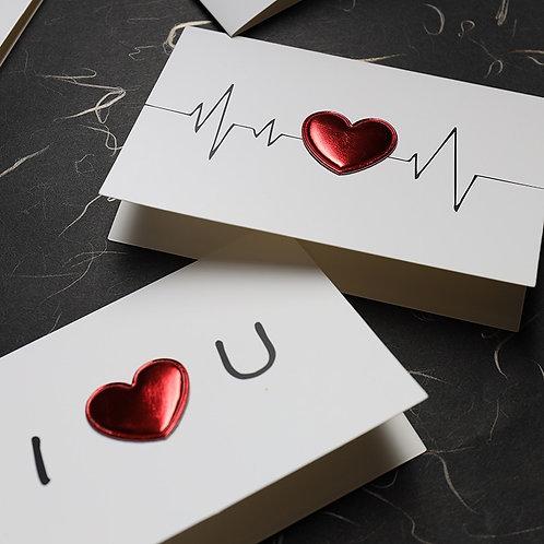Cards Valentines Day Gift Love Postcard Wedding Invitation Greeting