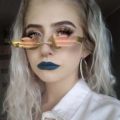 Flame Glasses