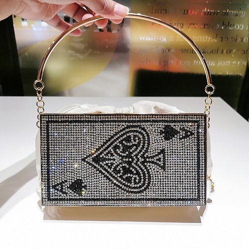 Ace Of Spades Handbag