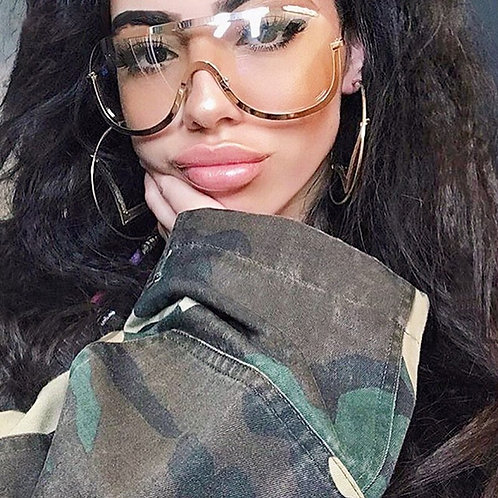 Oversize Women Sunglasses Big Frame