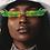Thumbnail: Rectangular Flame Glasses