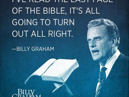 Billy Graham and Overcoming the Impact of ParentalDivorce
