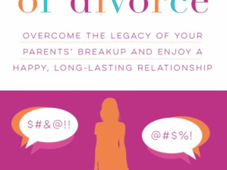 Good News for Adults with Divorced Parents