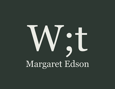 W;t, by Margaret Edson