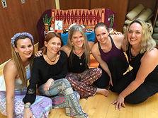 YogaWorks 500 Teacher Training