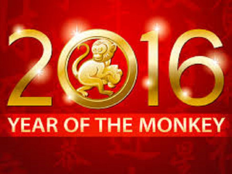 Chinese New Year Traditions & the Year of the Monkey