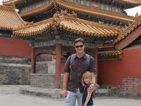 Blog Posts from our Family Tour to China