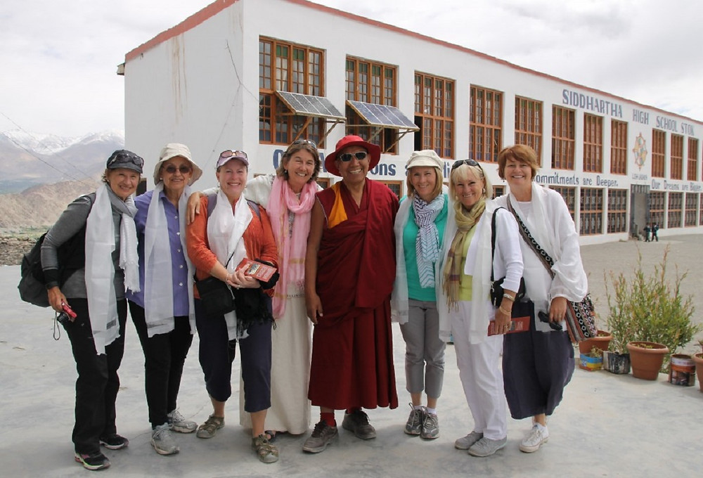 Mystical Mamas with Khen Rinpoche, Founder of the Siddhartha School Project