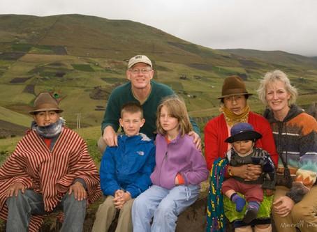 Ecuador- Merrill Family Tribute