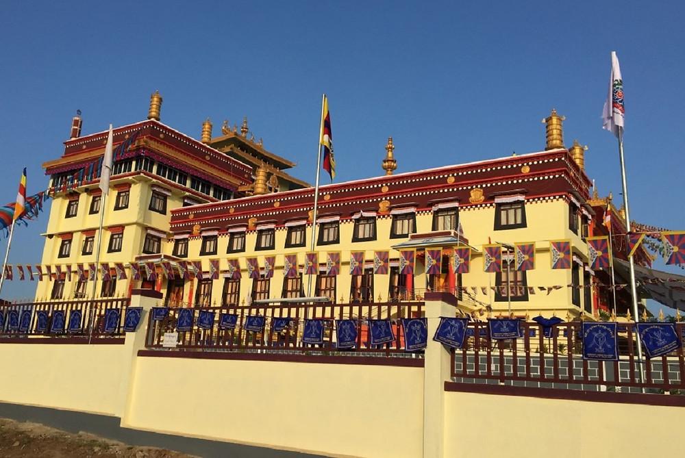 Tashi Lhunpo Monastery in Exile