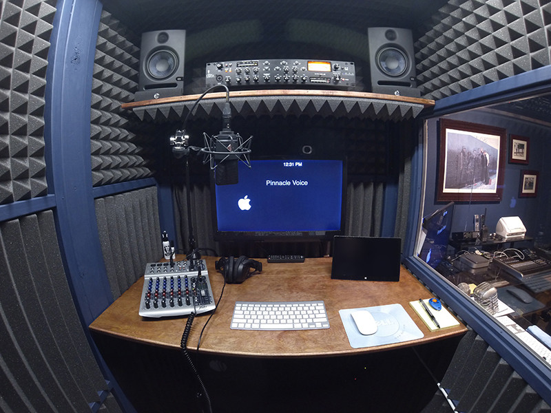 Vocal Booth Equipment