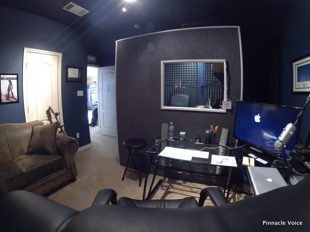 Studio and Booth