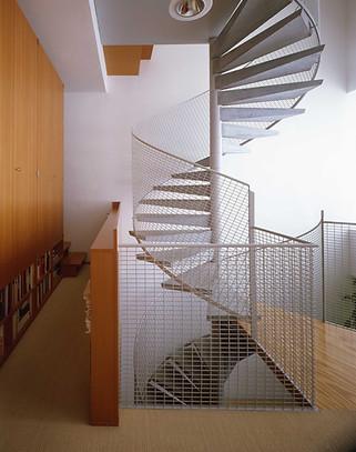 Treppen-Haus-Raum