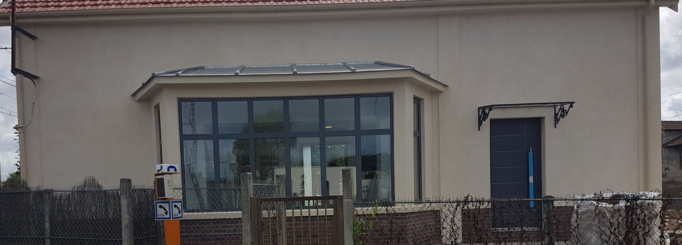 Bow windows extérieur