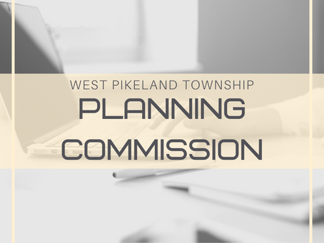 Planning Commission - November 8, 2021