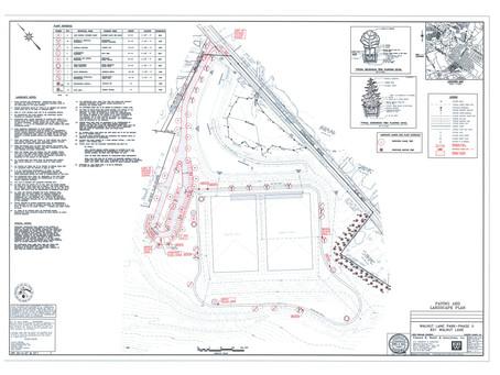 Walnut Lane Park Phase II